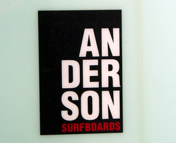 Scott Anderson Surfboards