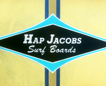 Hap Jacobs Surfboards