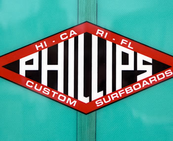 Jim Phillips Surfboards