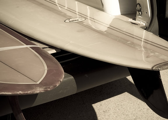Collector's Surfboards