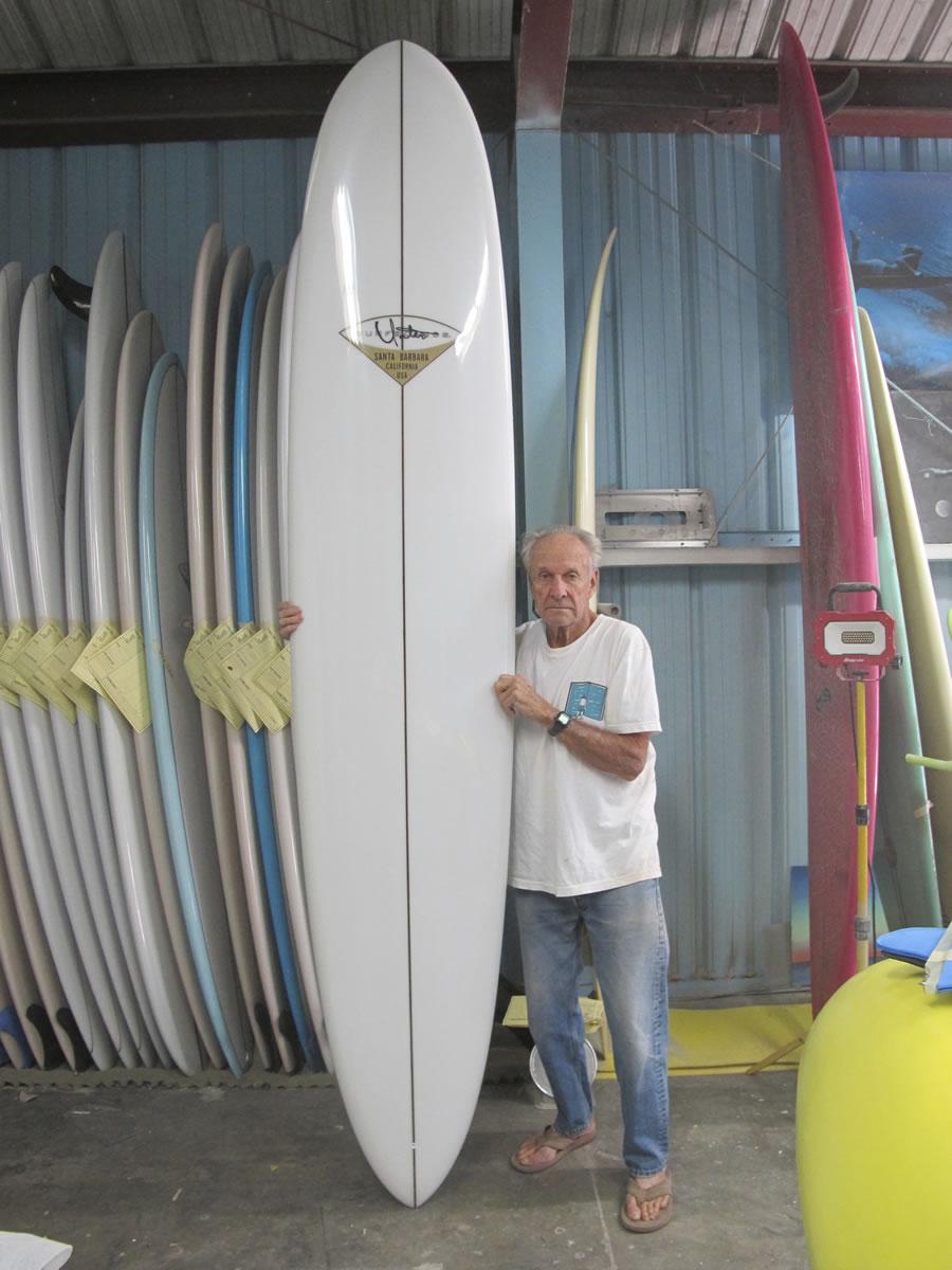 Bing Contact Us >> Single Fin Classic Yater Longboard: by Californian Shaper